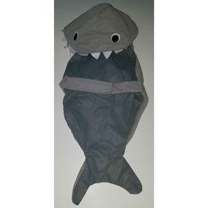 Other - NWT Gray Shark Dog Pet Costume Medium Halloween